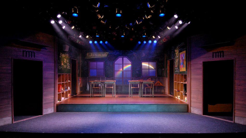 初演時の舞台